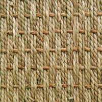 Seagrass Stair Runner Basket Weave