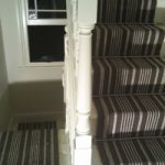 Coffee and Creme Jute stair runner