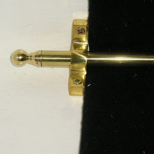 Real Brass Stairrod