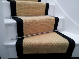 Winding stairs fitted from our standard runner. Its easy, we will show you how >