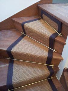 Stair runner coir