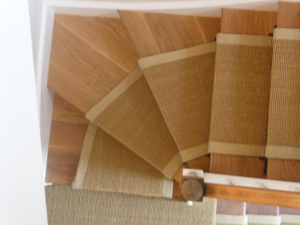 Stair Runners Sisal Gold 75mx55cm In UK