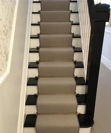 Stair Runner Fitting Advice Wholesale Carpets
