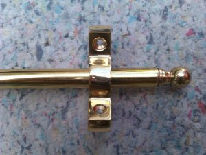 brass stair rods