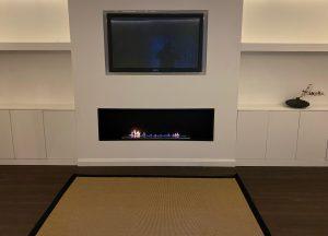 Jute rug black linen border (2)
