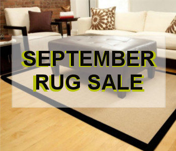 natural rugs sale sign 2