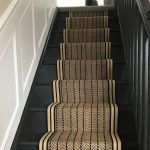 HERRINGBONE TWILL ST ON BLACK